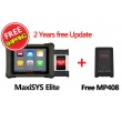 Autel Maxisys Elite+ Free MP408 + 2 Years free Update