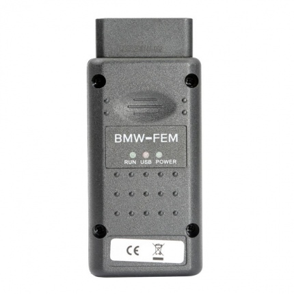 Original Yanhua BMW-FEM BMW FEM OBD Car Key Programmer Update Online No Need Token Support BMW Till 2017 One Left
