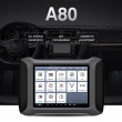 Xtool A80 H6 Full System Car Diagnostic tool Car OBDII Car Repair Tool Vehicle Programming/Odometer adjustment Support M