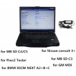 Panasonic CF52 Laptop for MB SD C4/C5/C3 /MBW IOCM NEXT A2+B+C /Piws2 Tester II/ Nissan consult 3+/GM MDI With The lates