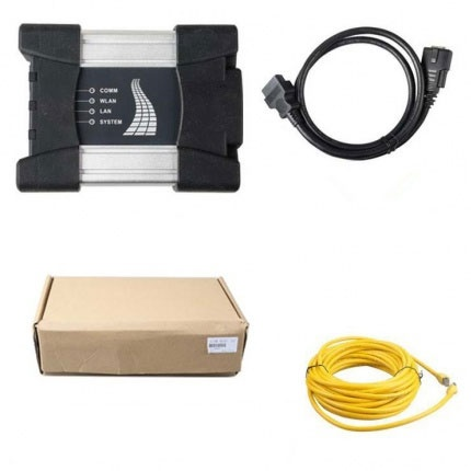 V2019.12 BMW ICOM Next BMW ICOM A2 A3 BMW Professional Diagnostic Tool
