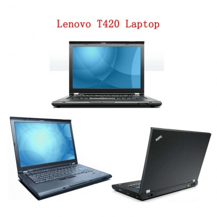 Lenovo T410/T420/ E49/ DELL E6420/ D630/EVG7 Laptop With MB SD Connect C4/C5 V2018.12 Engineers software