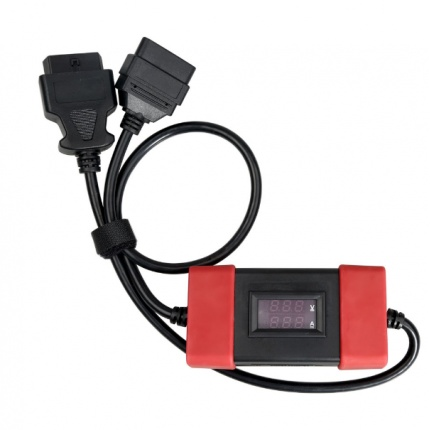 LAUNCH 24V Heavy Duty Diesel Adapter for X431 Easydiag2.0/3.0 Golo Carcare 12V to 24V Cable