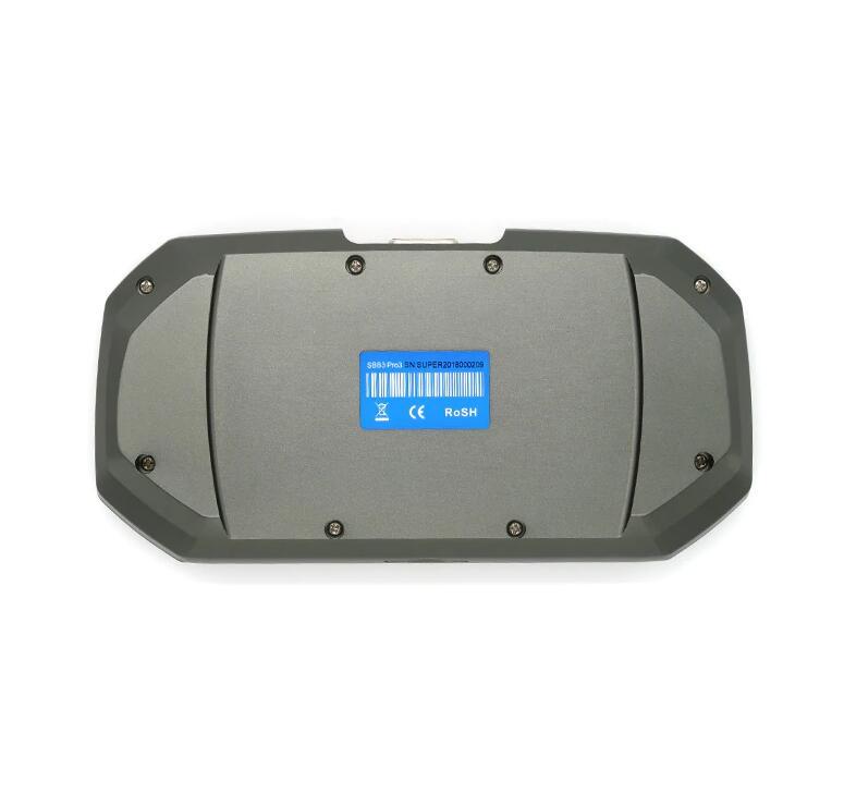 US$368 00 - SBB3 Pro3 Key Programmer for Immobilizer/Odometer/ECU