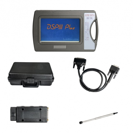 Super DSP III DSP3 Odometer Correction Tool for AUDI/VW/ SKODA/SEAT/BENTLE/MERCEDES/LAND ROVER/JAGUAR/VOLVO/PORSCHE 2017