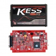 Best Quality V2.53 KESS V2 V5.017 Red PCB Firmware EU Version Manager ECU Tuning Kit Master Version No Token Limitation