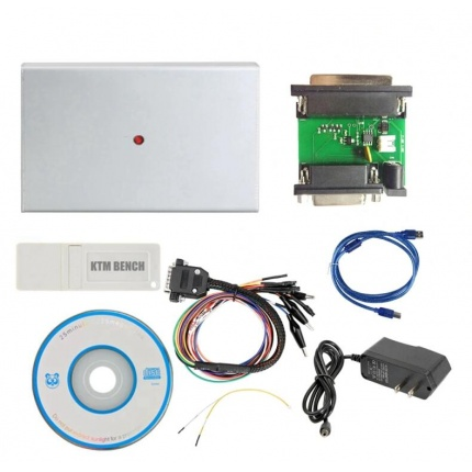 KTM BENCH Read&Write ECU Via Boot/Bench No Open ECU PCMFlash V1.1.99 KTM-Bench Flash EEPROM Newest ECU Programmer