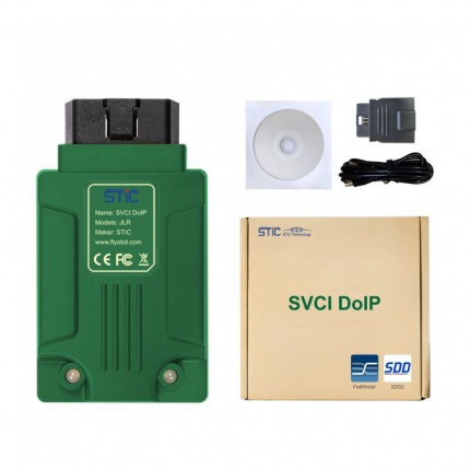 SVCI JLR DoIP SDD Pathfinder Diagnostic Tool for Jaguar and Land Rover 2005-2020 Support Online Programming With account