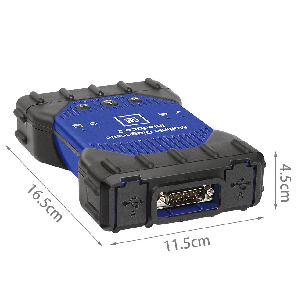 US$538 00 - V2019 High Quality GM MDI 2 GM Scan tool Plus Lenovo