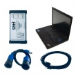 New Holland Electronic Service Tools CNH DPA5 kit diagnostic tool Plus lenovo T410 laptop