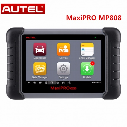 Autel MaxiPRO MP808 Automotive Scanner Professional OE-Level Diagnostics Same Functions as DS808, MS906,DS708
