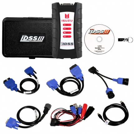 IDSS Isuzu Global Diagnostic services System (E-IDSS)2018 Isuzu Diagnostic Tool