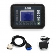 SUPER SBB Key Programmer + Odometer Adjustment +EEPROM/PIC+OBDII+EPB+Oil/Service reset+Battery matching+Diesel Particula