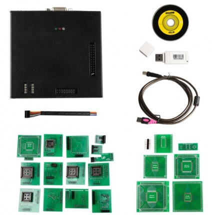 XPROG-M V5.84 X-PROG Box ECU Programmer with USB Dongle