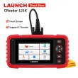 LAUNCH CRP123X OBD2 Code Reader for Engine Transmission ABS SRS Diagnostics with AutoVIN Service Lifetime Free Update On