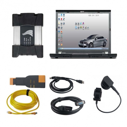 V2019.12 BMW ICOM NEXT A+B+C BMW ICOM A3+B+C BMW Diagnostic Tool Plus Lenovo X230 Laptop With Engineers software