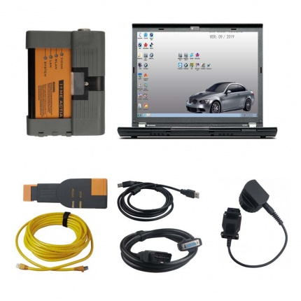 V2019.12 BMW ICOM A2+B+C BMW Diagnostic & Programming Tool Plus Lenovo X230 Laptop With Engineers software