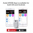 Autel AP200 Auto Code Reader OBD2 Scanner Full Systems Diagnosis with Bluetooth AutoVIN TPMS IMMO Family DIYers