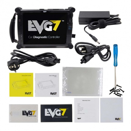 EVG7 DL46 Diagnostic Controller Tablet PC