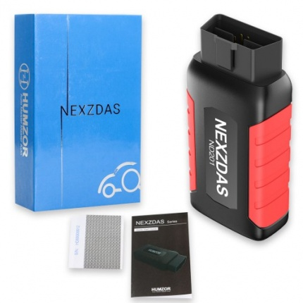 HUMZOR NexzDAS ND306 Lite Full-System Diagnostic Tool + Oil Reset + TMPS +EPB+ ABS+ SAS +DPF for Android