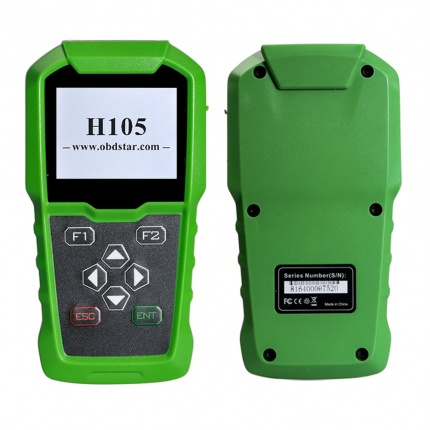 OBDSTAR H105 Pin Code Reader for Hyundai Kia Auto Key and Mileage Programmer