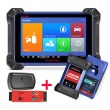 Autel MaxiIM IM608 Diagnostic Key Programming and ECU Coding Tool PLUS APB112 Smart Key Simulator and G-BOX 2