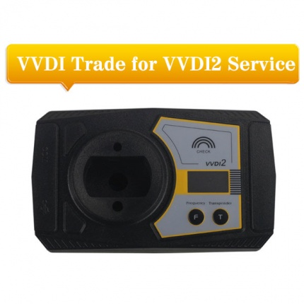 VVDI Trade for 2015 VVDI2 Commander Key Programmer Service Valid Till Dec 31th 2015