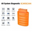 2020 Newest Launch iCarScan Full Systems Diagnosis For Android/IOS With 7 Free Software Powerful than X431 easydiag
