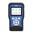 JDiag M100 Motorcycle Diagnostic Tool 12V Battery Tester Intelligent Dual System Moto Scan Tool