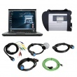 V2020.06 MB SD Connect C4 MB Star Diagnosis Plus Lenovo T430 Laptop with Vediamo and DTS Monaco