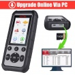 Autel MaxiDiag MD806 Pro OBD2 Code Reader ​Full System Diagnosis ​Update Online for Lifetime​