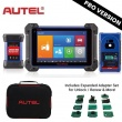 Autel MaxiIM IM608 PRO KPA Auto Key Programmer & Diagnostic Tool with XP400 Pro, IMKPA Accessories for Renew & Unlock