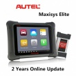Autel Maxisys Elite Diagnostic Scanner with J2534 ECU Programming Upgraded Version of MS908P MK908P +2 Years F
