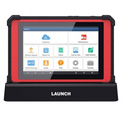 Launch X431 PAD V PAD5 Full System Professional Diagnostic Tools Support Online Coding and Programming