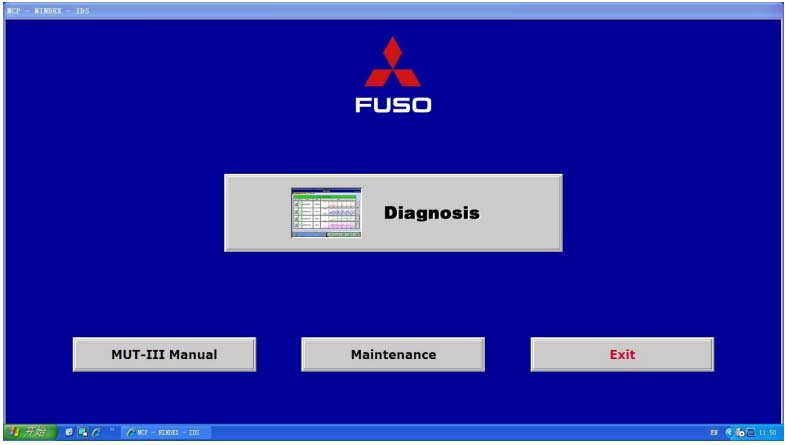 US$748 00 - Best Quality Mitsubishi MUT-3 diagnostic tool for cars