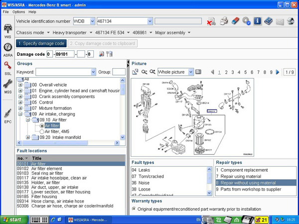 Us version super mb star c3 updated by for Mercedes benz software