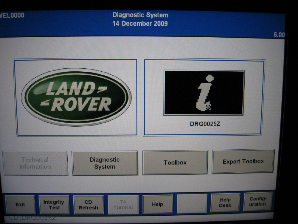 US$3,348 00 - T4 Mobile Plus Diagnostic System for Land Rovers