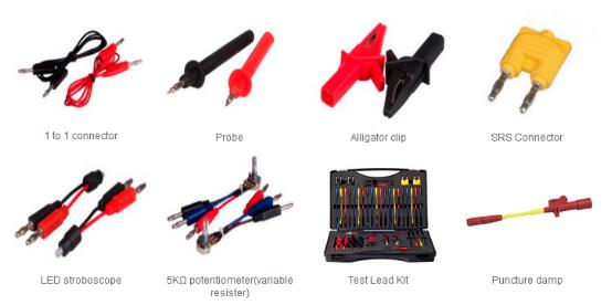 US$99 00 - Multifunction Automotive Circuit Test Lead Kit