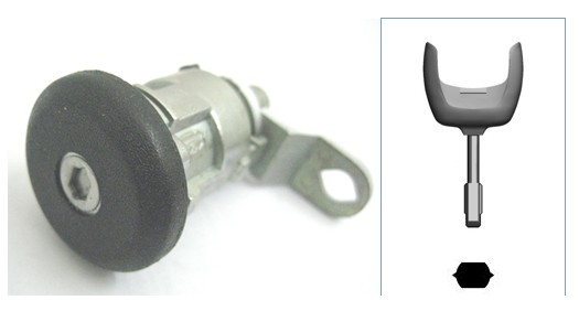 F021-II 6 Disc Ford Mondeo and Jaguar Lock Plug Reader