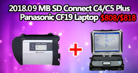 MB SD Connect C4/C5