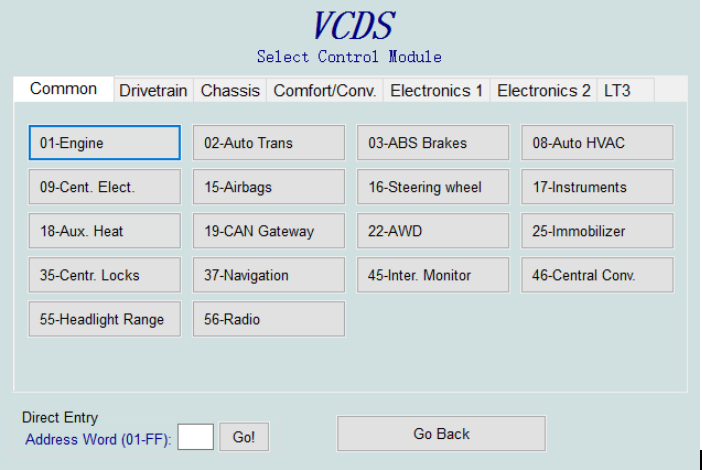 original VCDS VAG COM updated to Newest Version_News